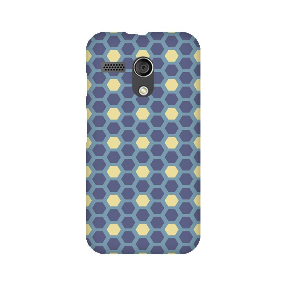 Moto G Printed Cover By Armourshield