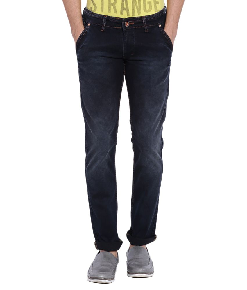 Bandit Black Slim Solid