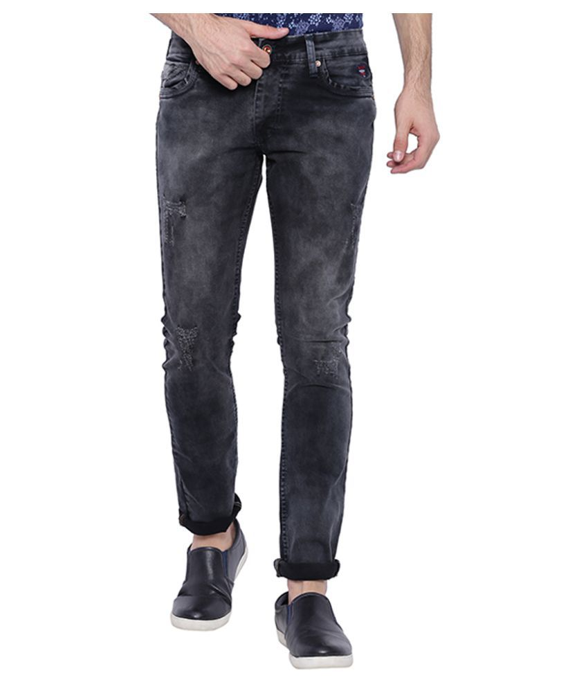 Bandit Grey Slim Solid