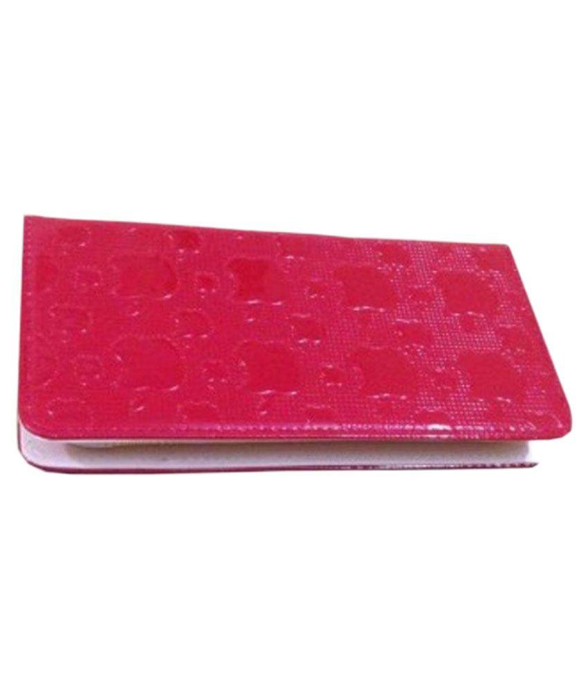 Goldeno Pink Wallet