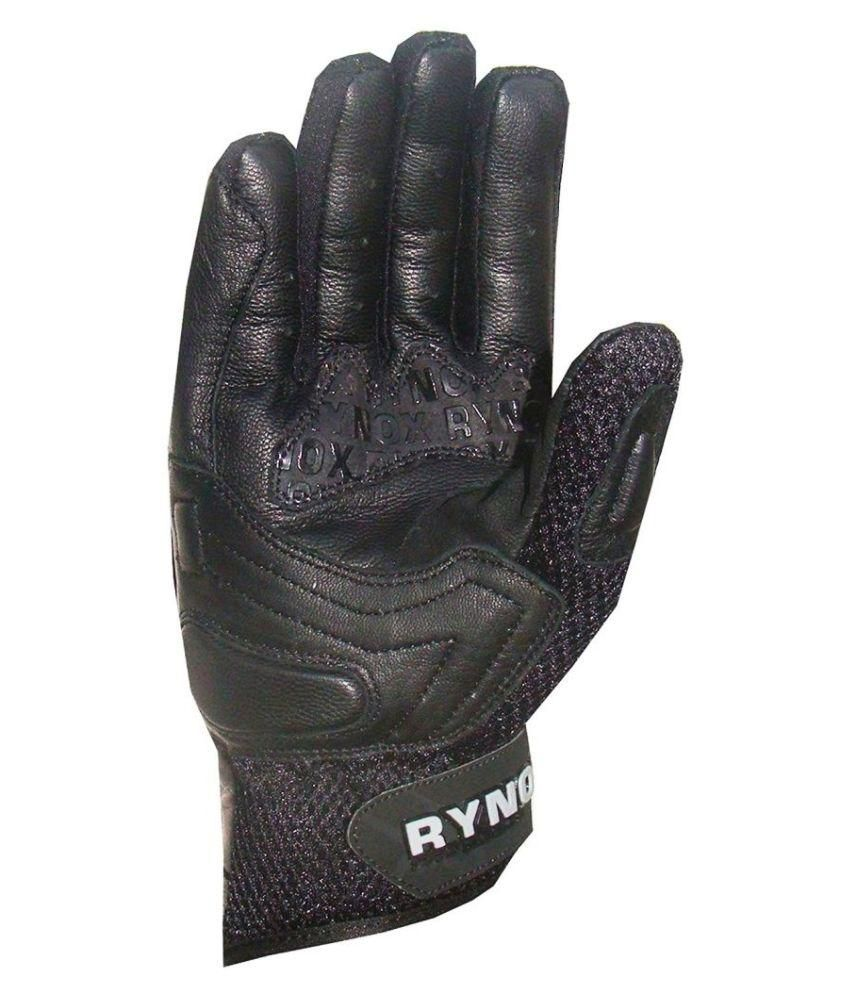 Black gloves online - Rynox Black Gloves
