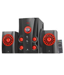 Zebronics Hope 2.1 Multimedia Speakers - Black