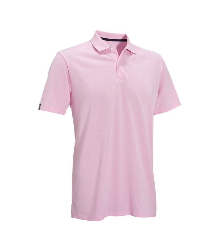 Inesis White Men's Polo T Shirt By Decathlon