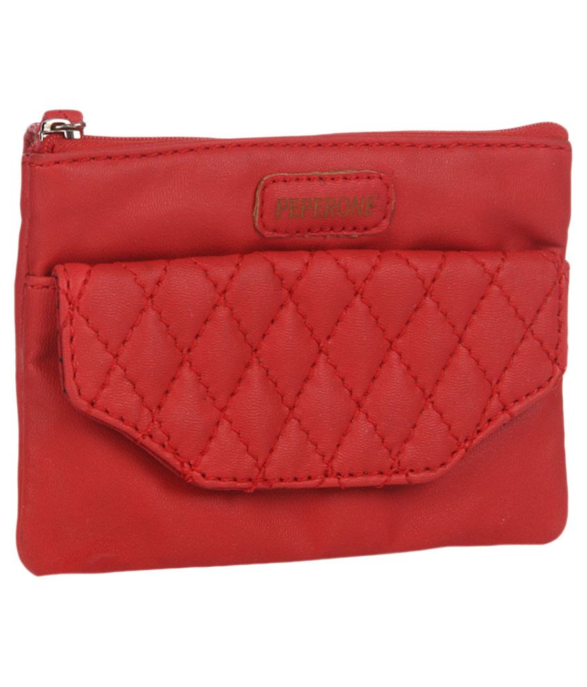 Peperone Red Wallet