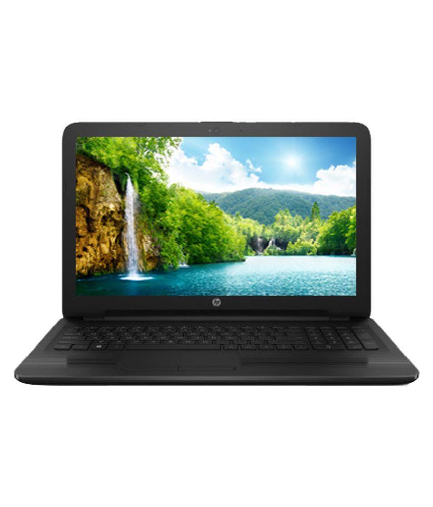 348920566c61ef HP 15-BE002TU Notebook (Intel Pentium- 4GB RAM- 1TB HDD- 39.62 cm (15.6)-  DOS) (Black)
