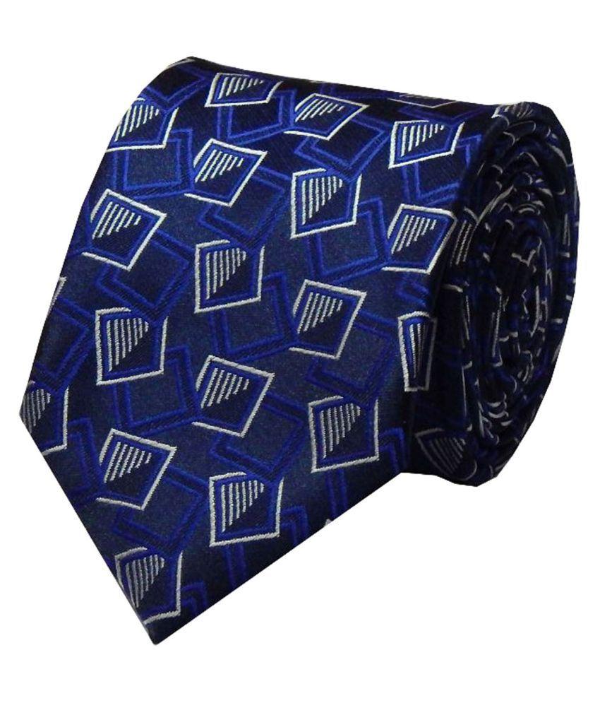 Navaksha Blue Party Necktie