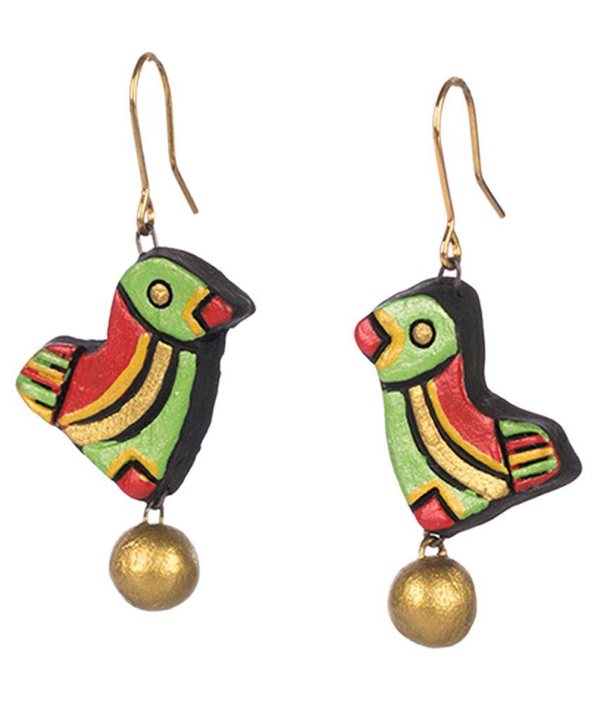 Avarna Multicolor Earring