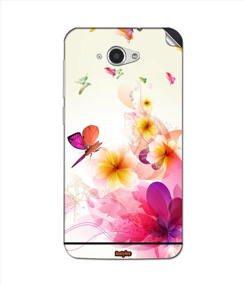 Sticker for lenovo s930 by instyler designer stickers online at low prices snapdeal india