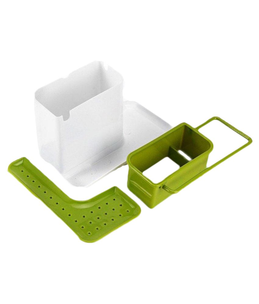 3 in 1 kitchen sink organizer for dishwasher liquid brush cloth rh snapdeal com