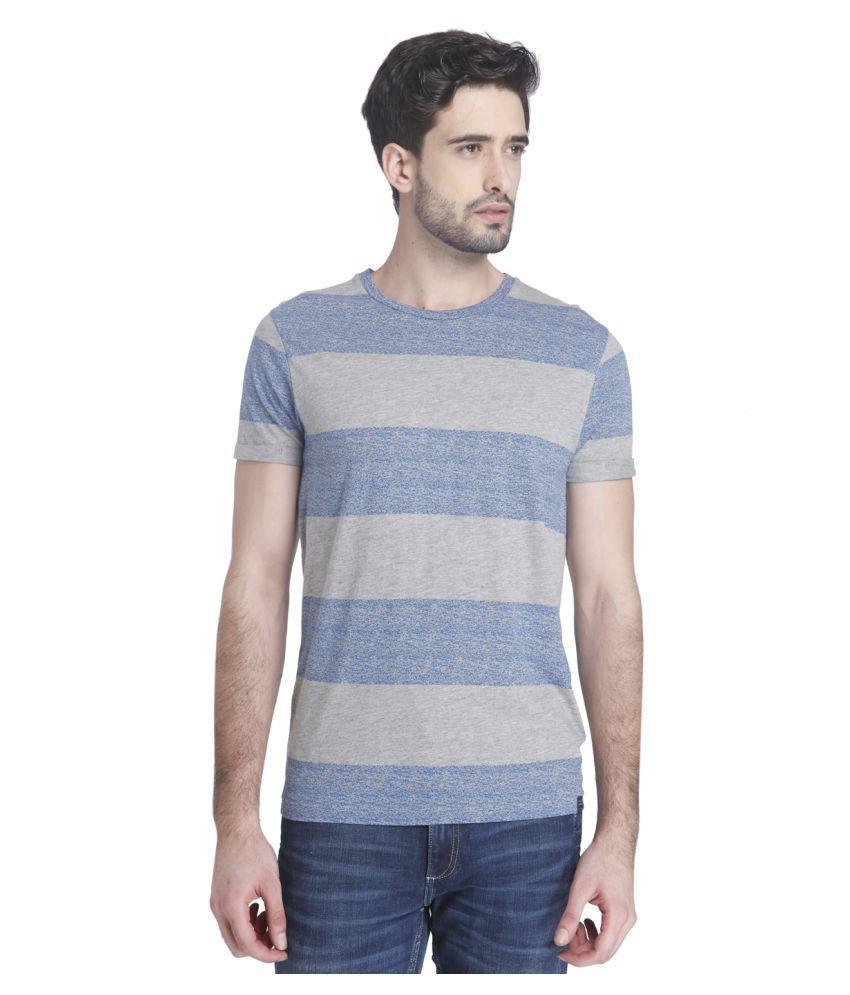 Jack & Jones Multi Round T-Shirt