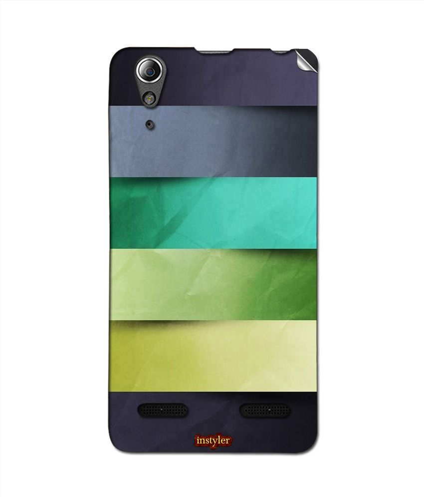 STICKER FOR LENOVO A6000 BY instyler