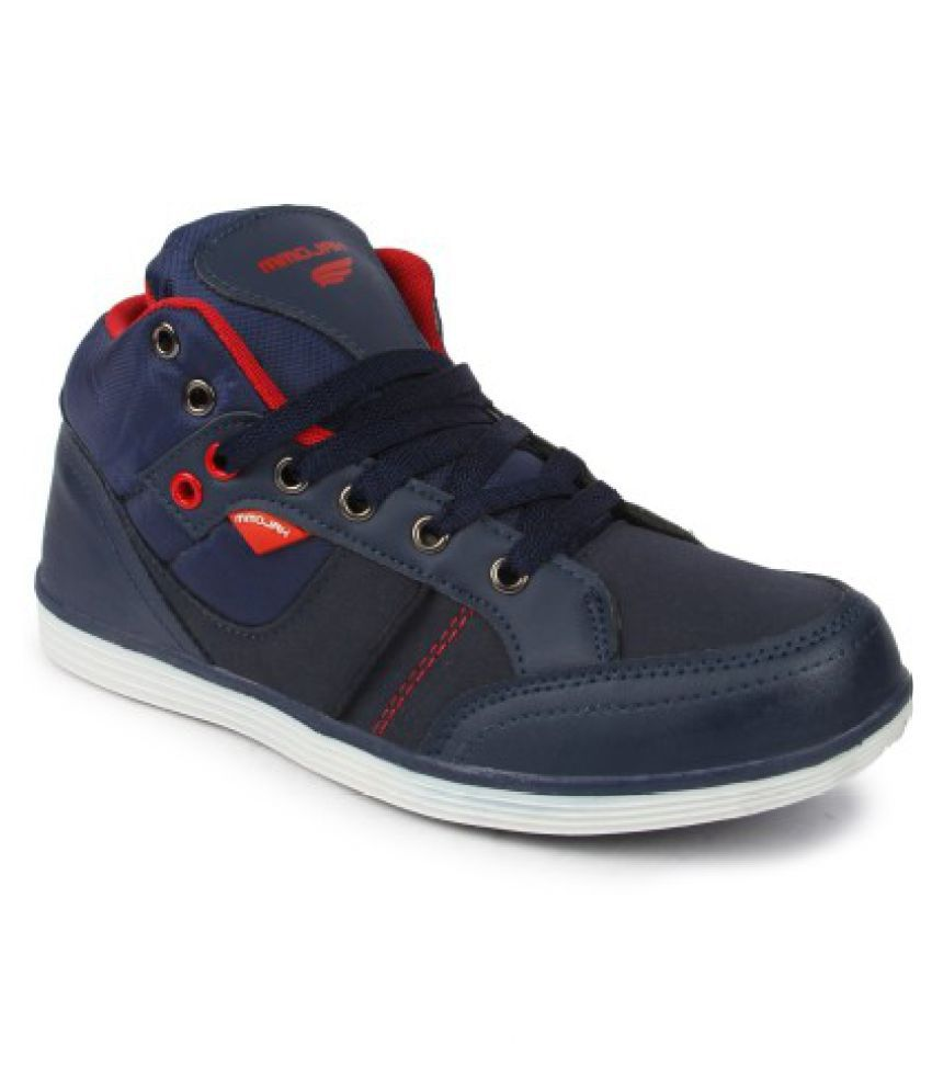 Mmojah Navy Running Shoes