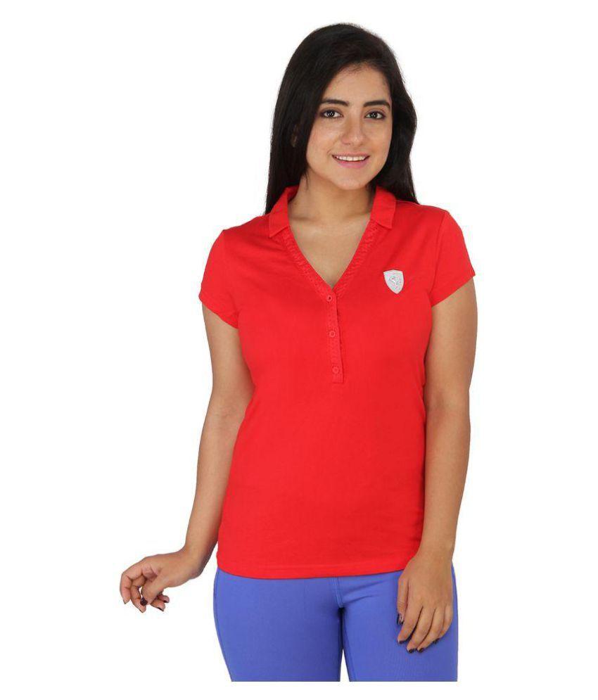 Puma Red T-Shirt
