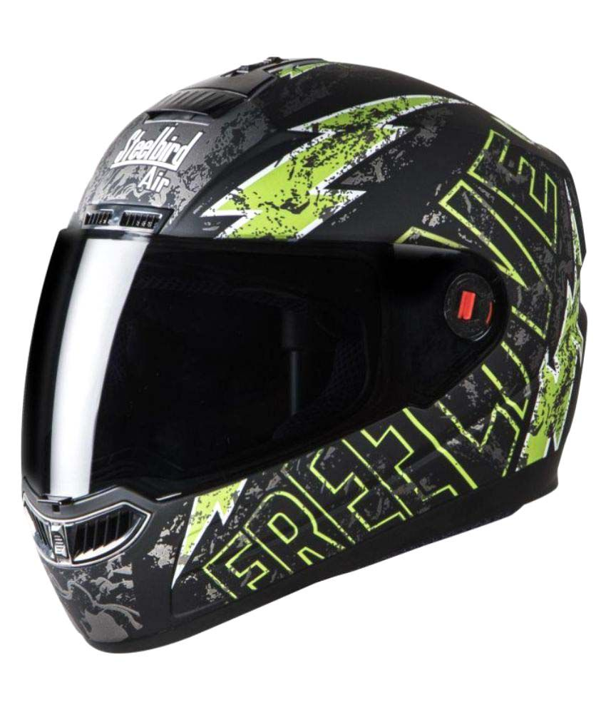 1ab392feb Steelbird Air SBA 1 - Full Face Helmet Matte Black M  Buy Steelbird Air SBA  1 - Full Face Helmet Matte Black M Online at Low Price in India on Snapdeal