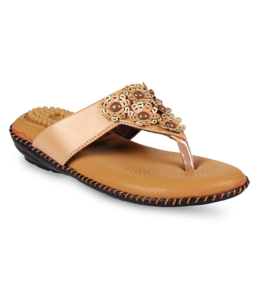 Anand Archies Beige Flats