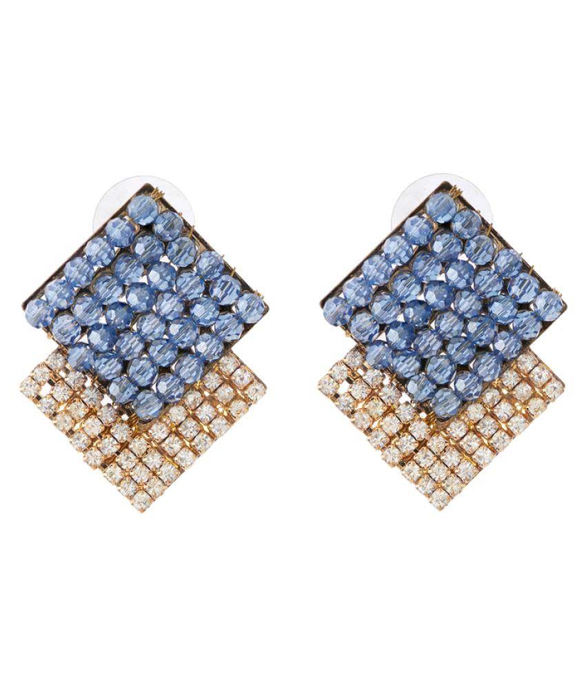 Jazz Jewellery Multicolor Earrings