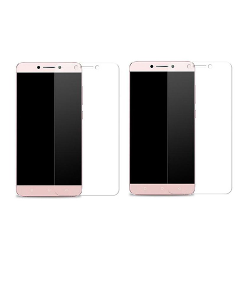 LeEco Le2 Tempered Glass Screen Guard By Deparq