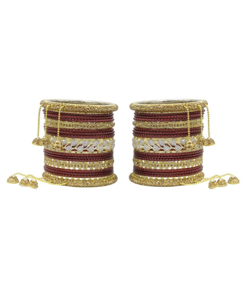 Much More Multicolor Bangle Set