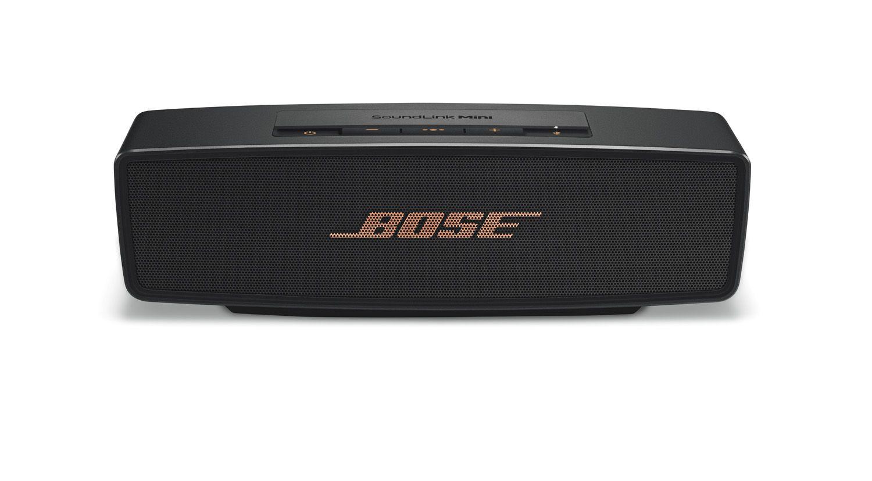 bose mini 2. bose soundlink mini ii bluetooth speaker limited edition (triple black) 2