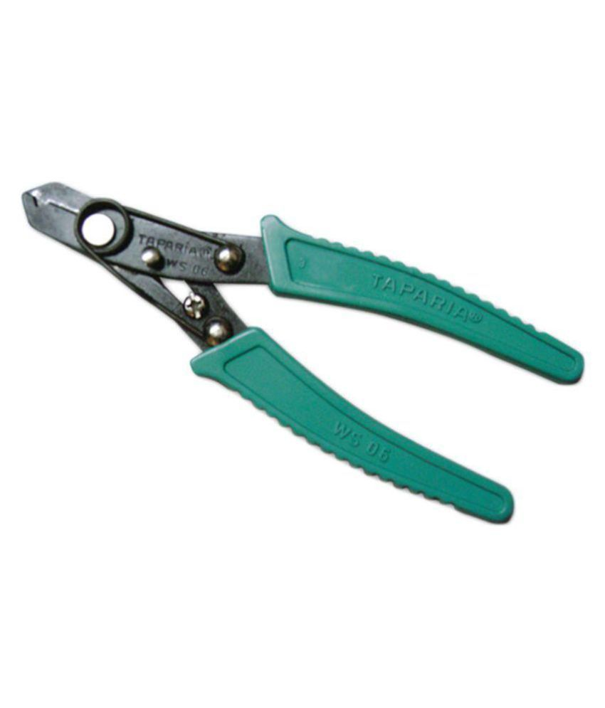 Taparia Wire Stripper: Buy Taparia Wire Stripper Online at Low Price ...