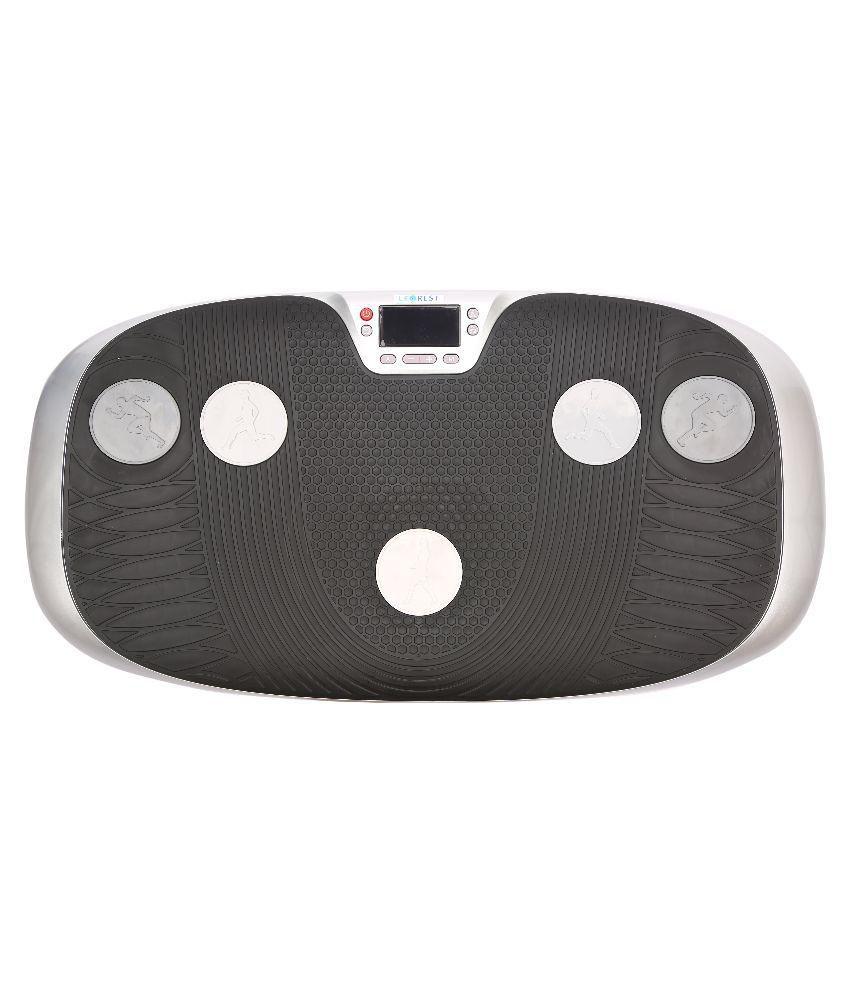 Leorest Electronic Body Shaker Vibration massager Grey color.