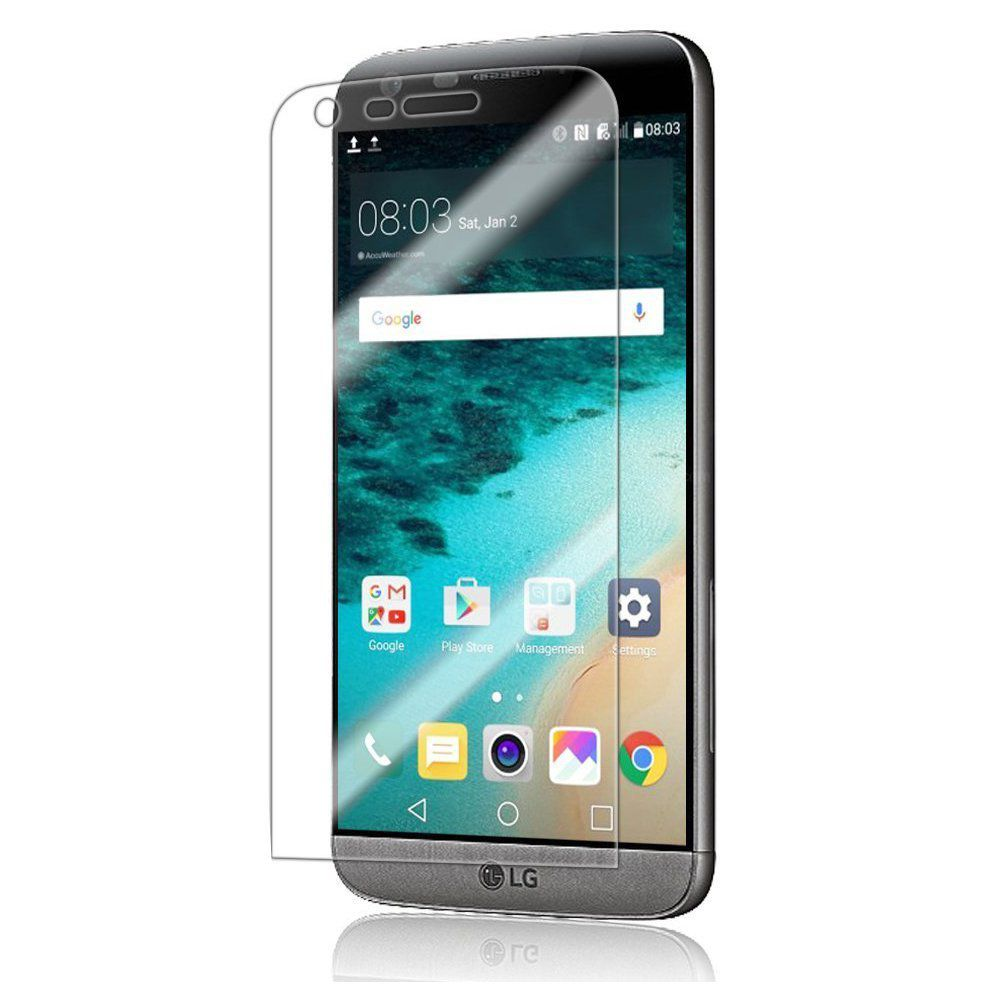LG G5 Tempered Glass Screen Guard By The Malabis