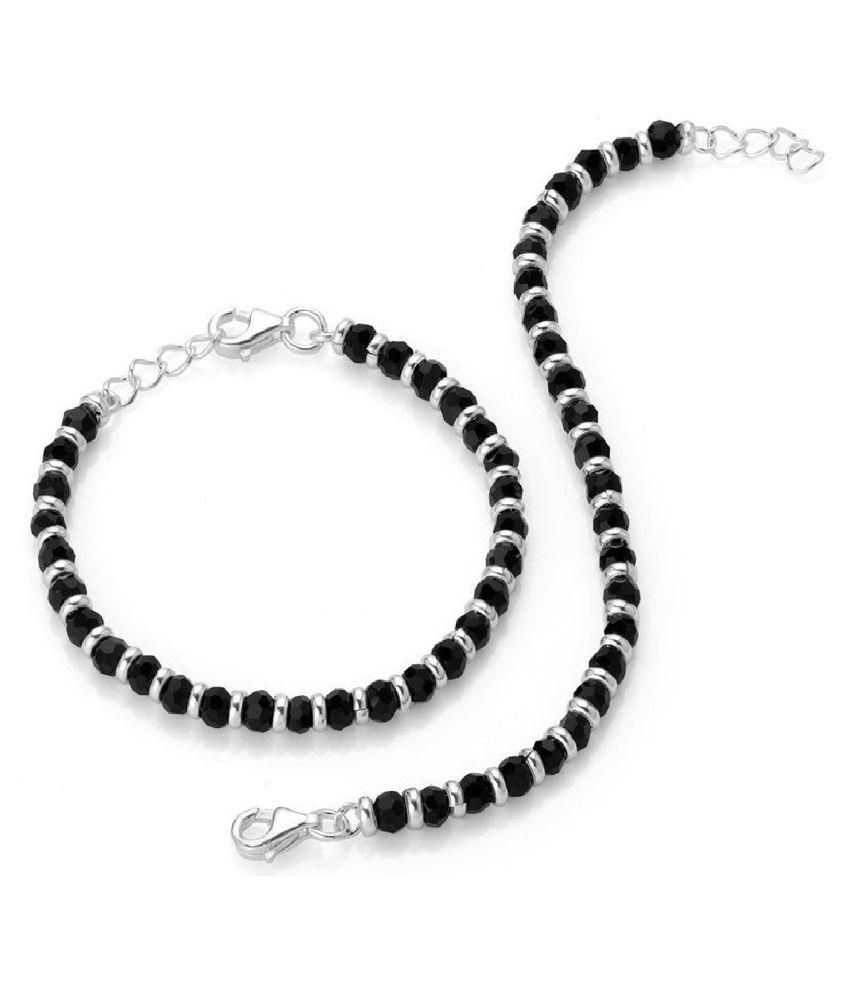 Blusshberry Black Bracelet