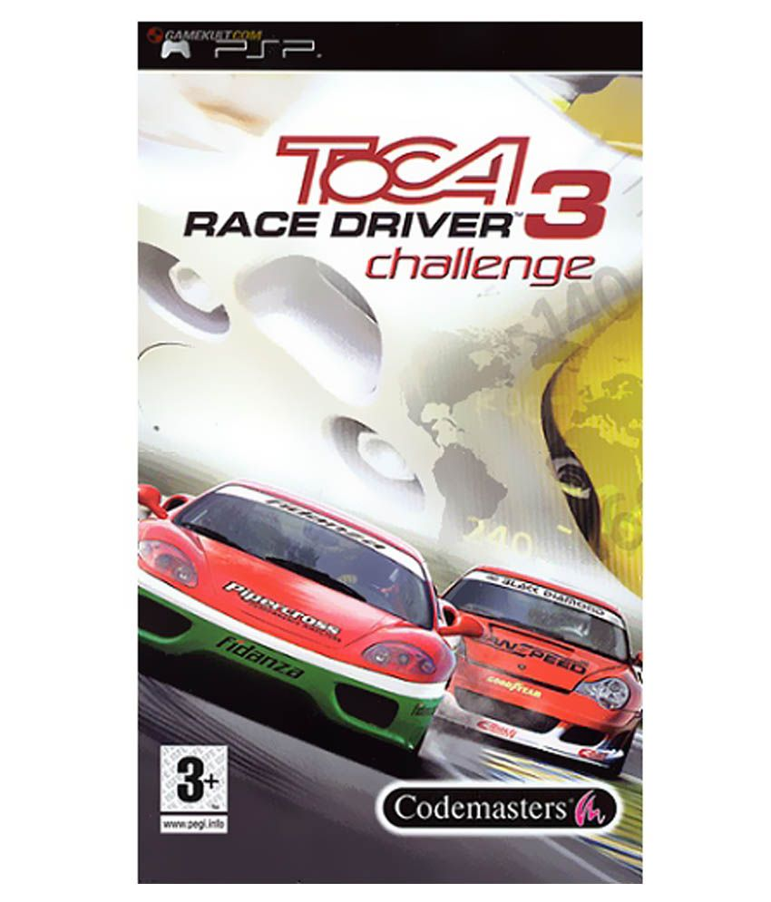 buy toca race driver 3 challenge psp psp online at best price in india snapdeal. Black Bedroom Furniture Sets. Home Design Ideas