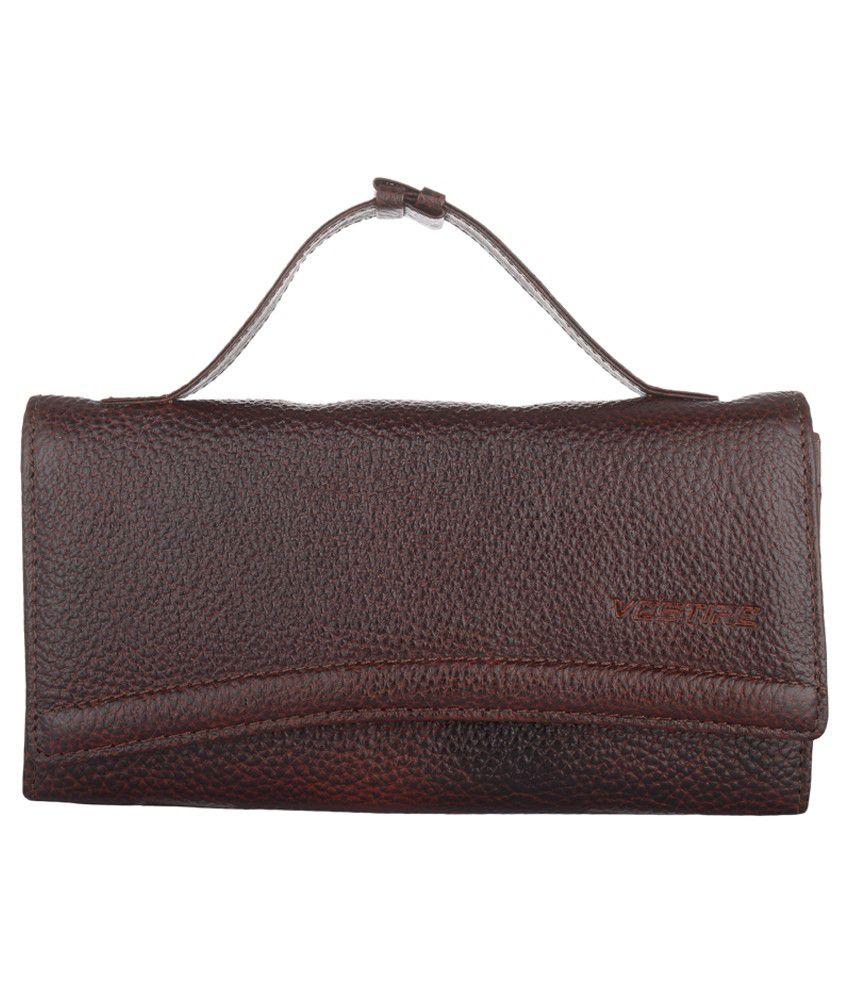 Vestire Brown Wallet