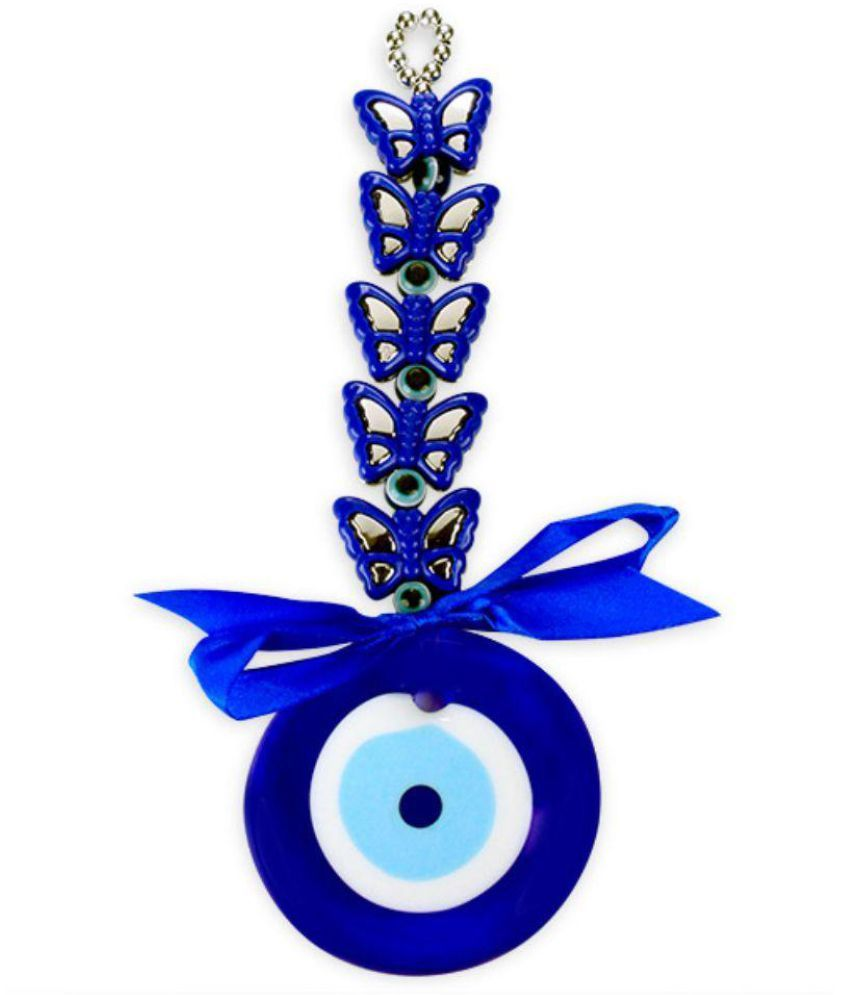 Evil Eye Wall Hanging archies butterflies evil eye wall hanging: buy archies butterflies