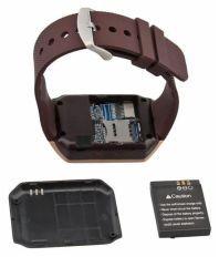 RJD Brown Bluetooth Smart Watch