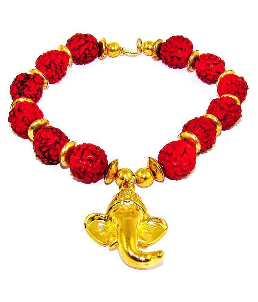 D&D Red Bracelet
