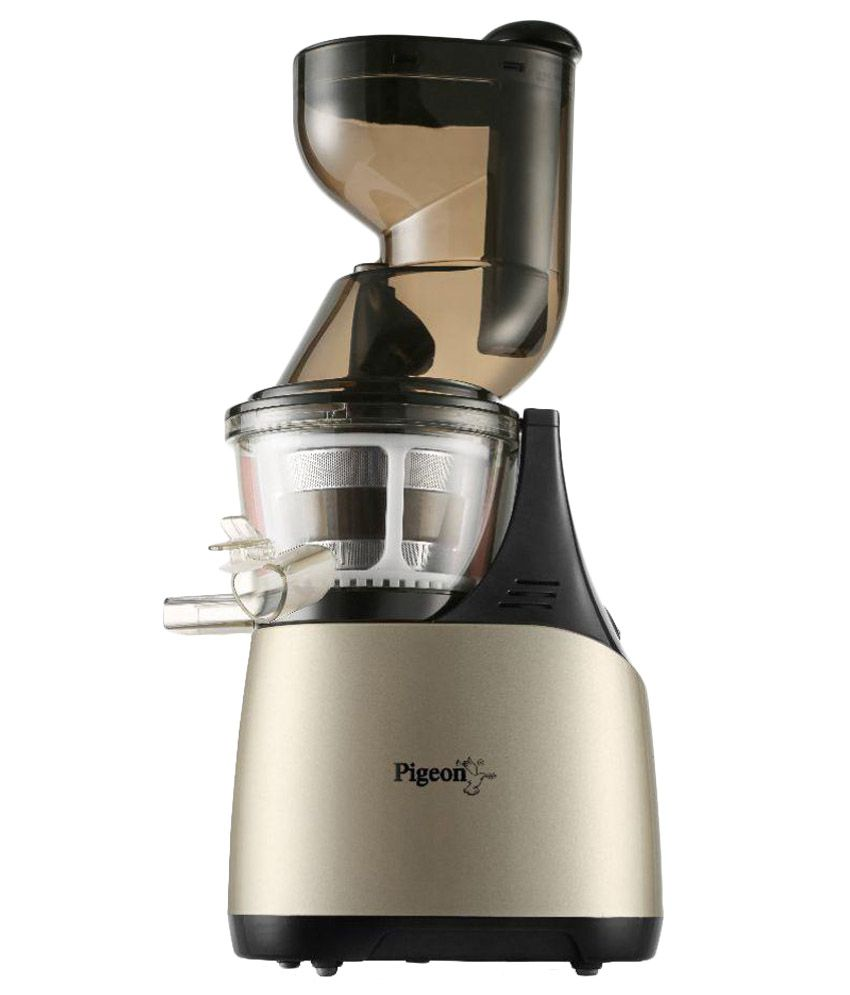 Pigeon Slow Juicer Demo : Pigeon slow juicer 150 3 Juicer Mixer Grinder Price in India - Buy Pigeon slow juicer 150 3 ...
