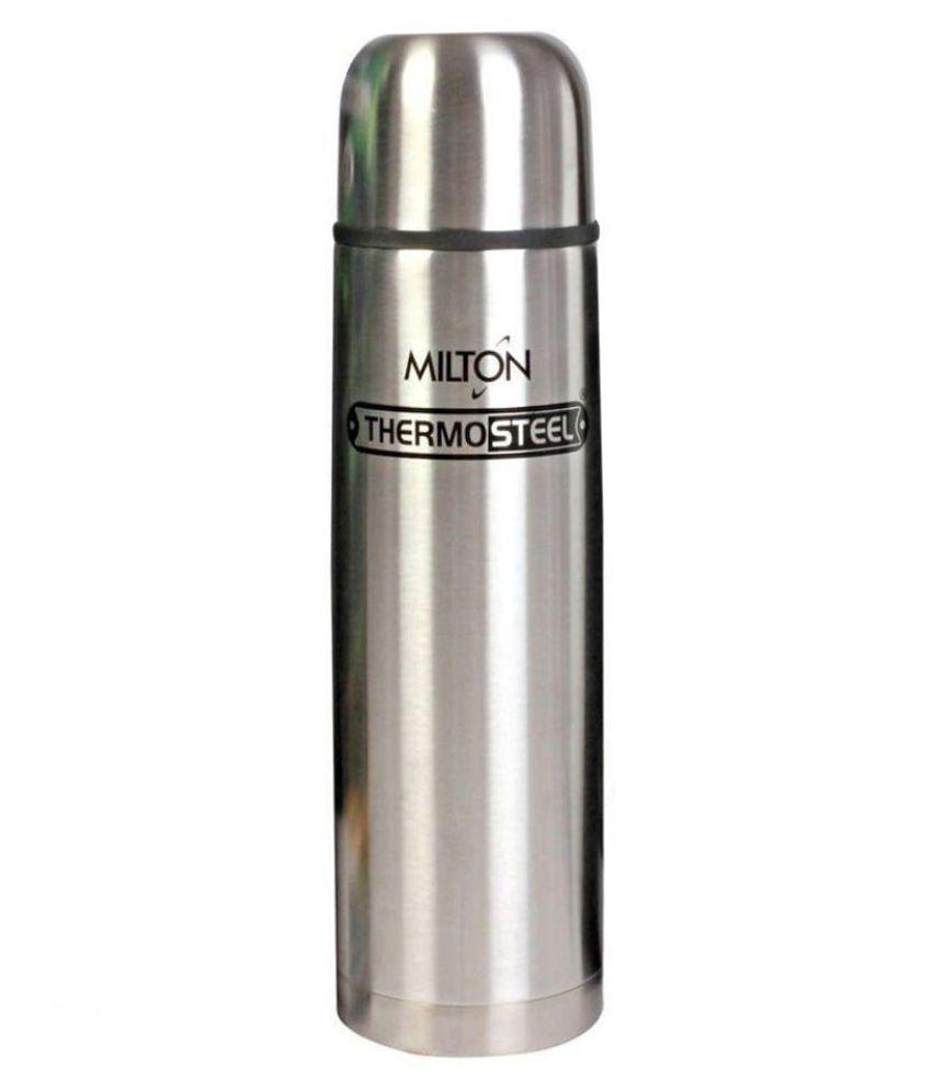 Milton Fliplid Steel Flask - 500