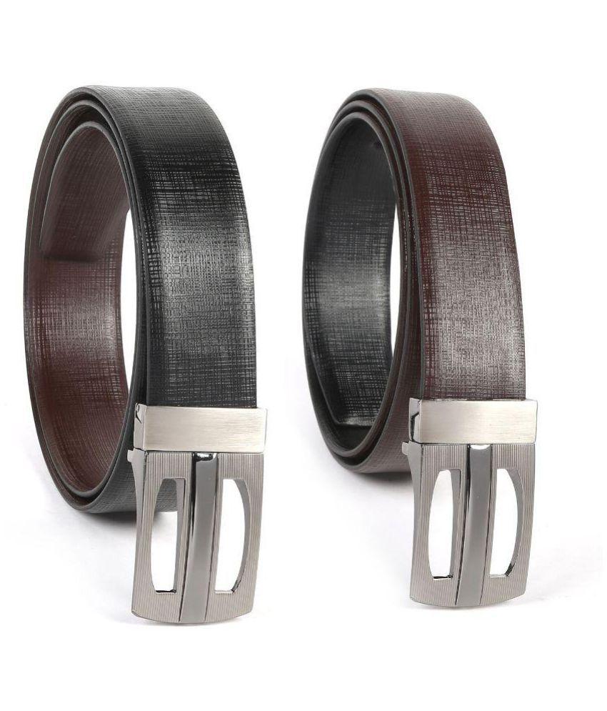 Hornbull Multi Leather Formal Belts
