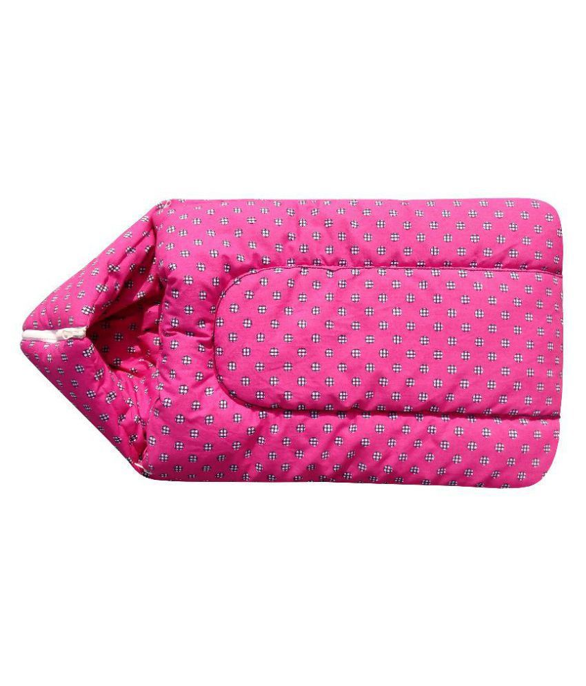 Hugs N Rugs Pink Cotton Sleeping Bag Buy Hugs N Rugs Pink Cotton