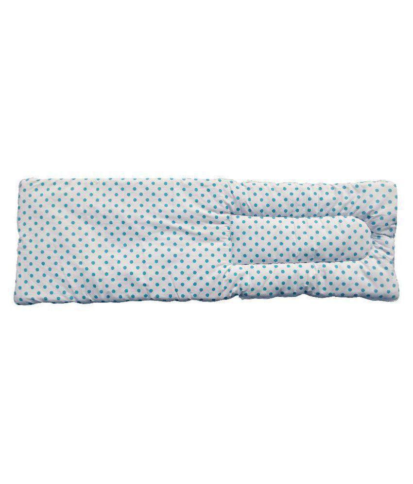 HugsnRugs White Polka Dot Sleeping Bag