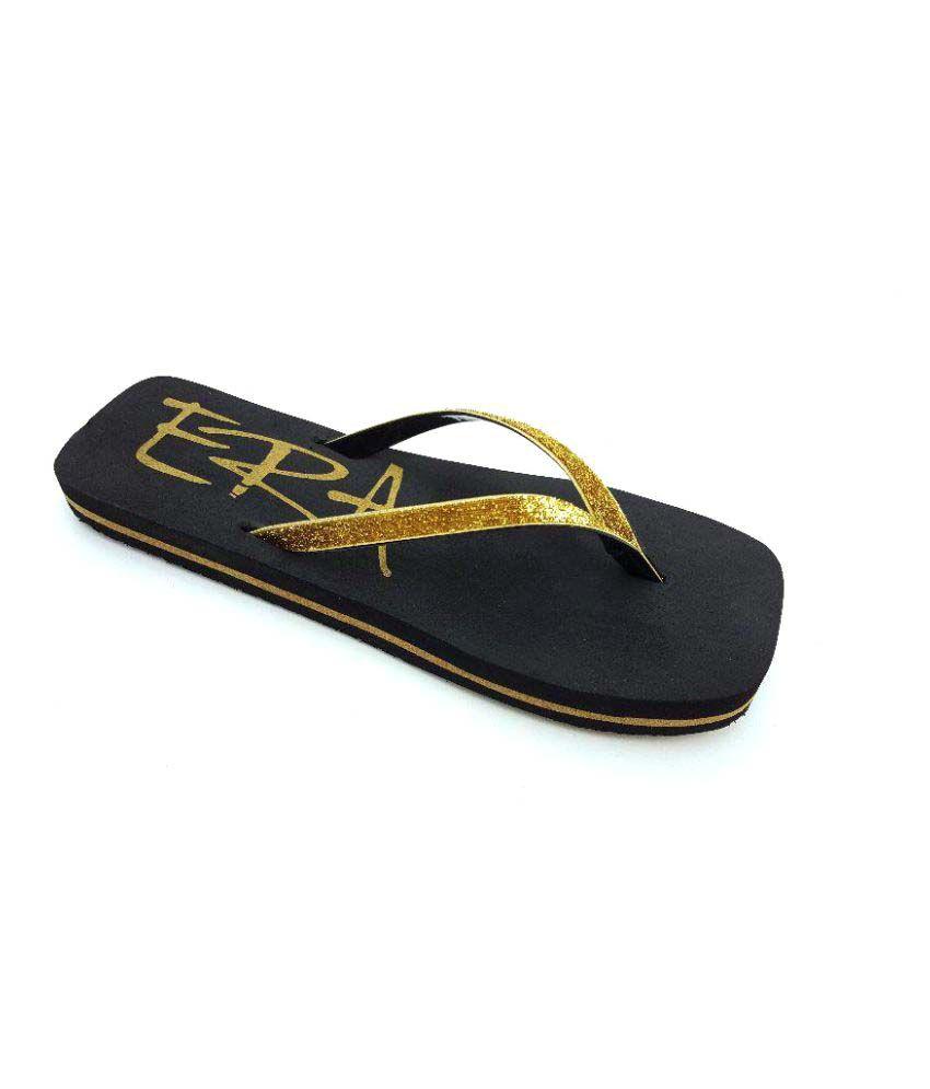 ERA Gold Slippers