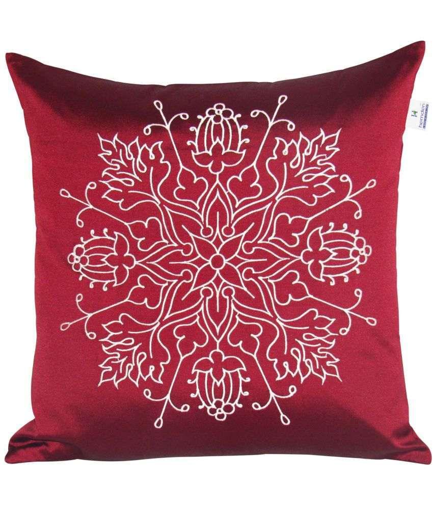 Hemden Single Polyester Cushion Covers