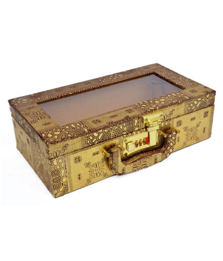 RB Jewels Golden Bangle Box