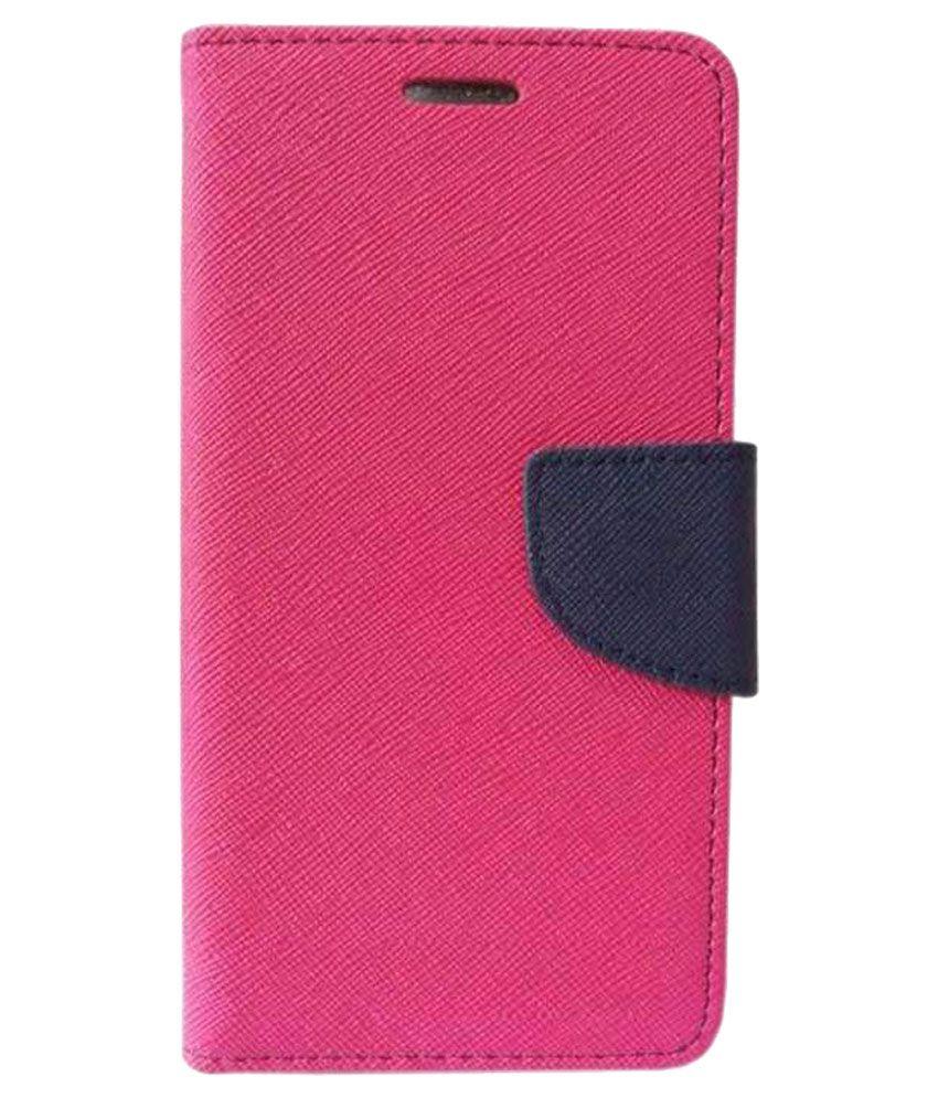Asus Zenfone C Flip Cover by Zocardo - Pink