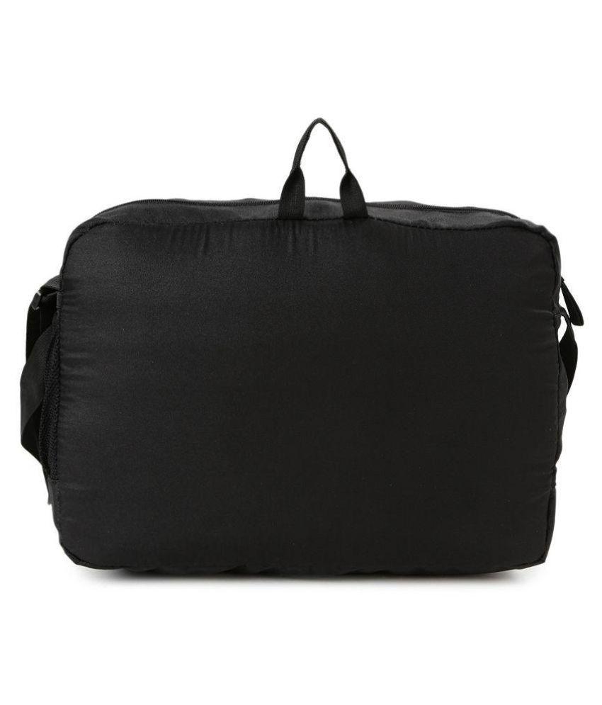 4fdfce49dd8 Puma Apex Black Polyester Casual Messenger Bag - Buy Puma Apex Black ...