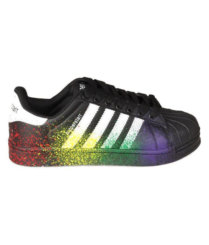 Adidas Superstar 2 shoes for men/Rainbow Coffee HOT SALE! HOT