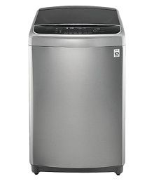 LG 9 kg T1064HFES5C Fully Automatic Top Load Washing Machine Stainless Silver