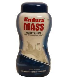 ENDURA MASS WEIGHT GAINER (2.2 Lbs) 1 Kg- VANILLA