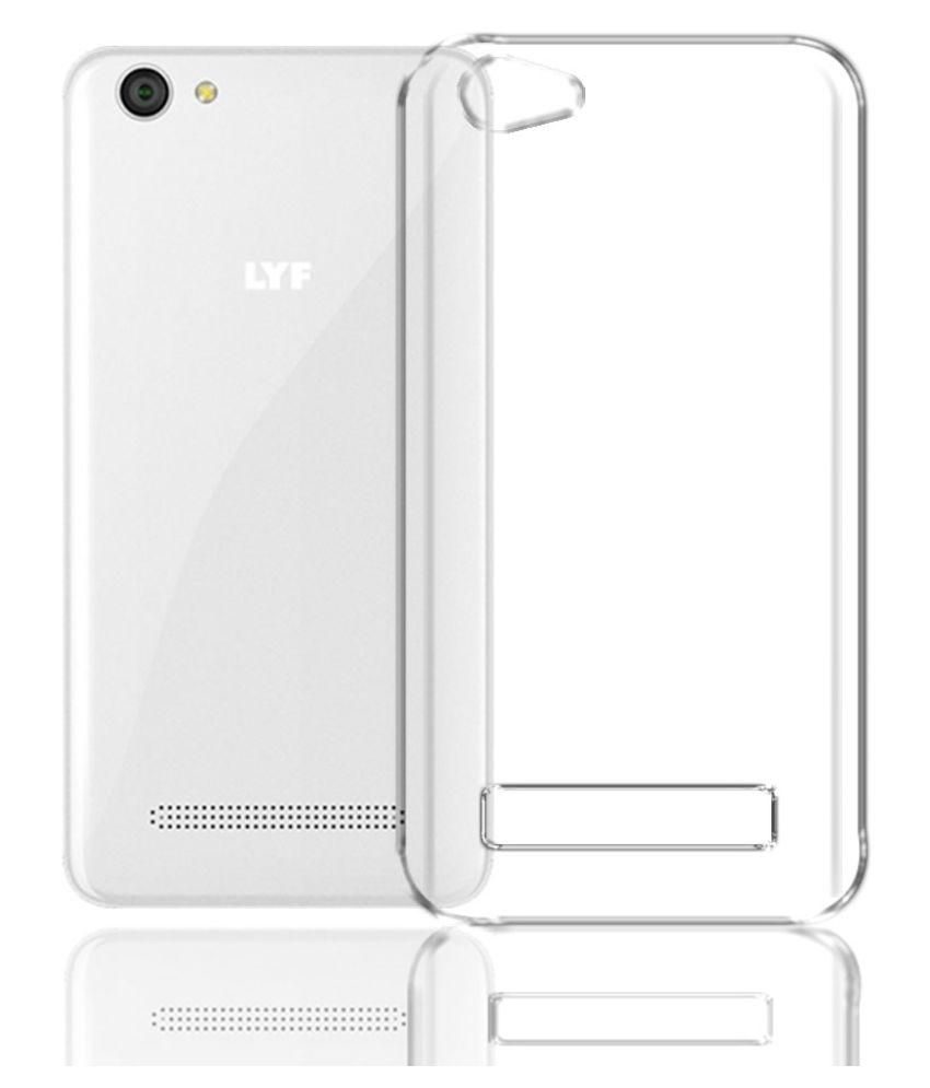 LYF Wind 1 Cover by Galaxy Plus - Transparent