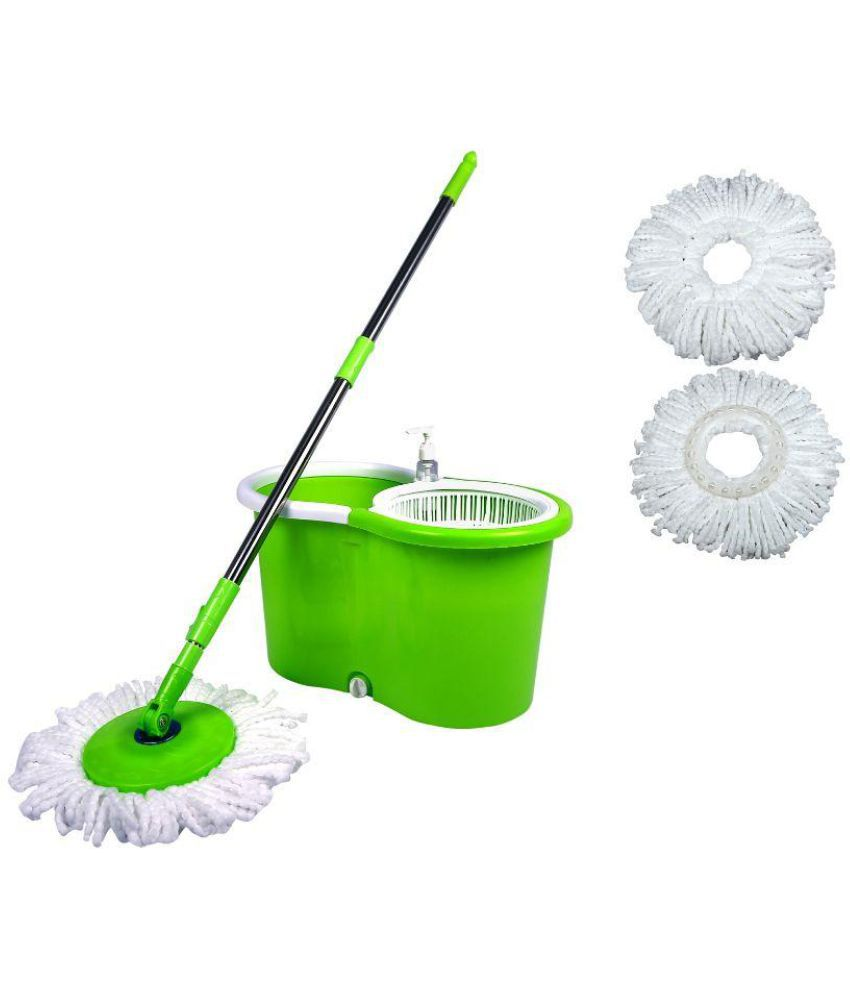 Home Creations Multi-Colour Handle Mop Cleaning Set: Buy Home ...