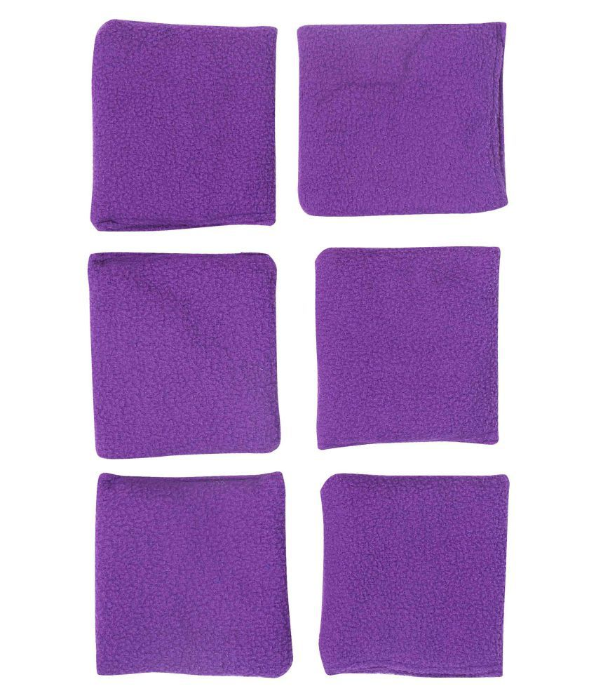 GSI Purple Fleece Bean Bags Toss Game   Pack of 6 available at SnapDeal for Rs.299