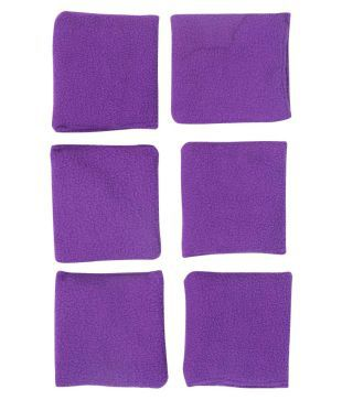 GSI Purple Fleece Bean Bags Toss Game   Pack of 6 available at SnapDeal for Rs.265