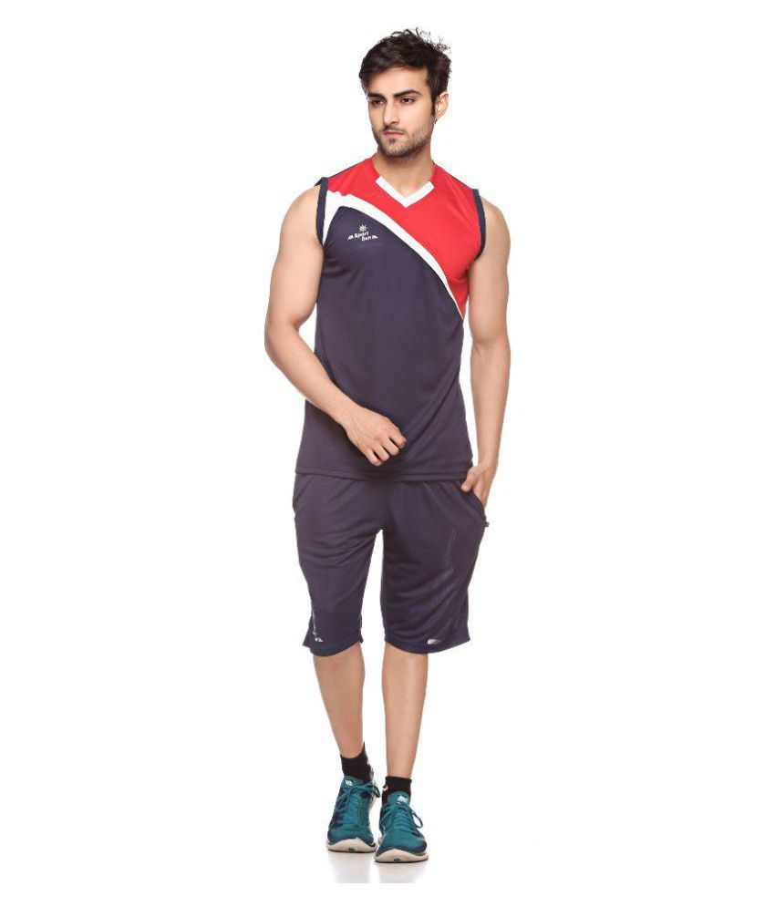 Sport Sun Sports T-Shirt with Shorts